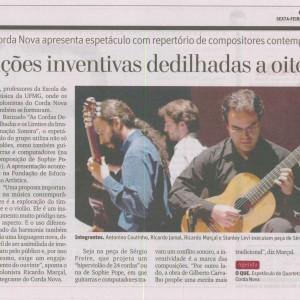 Jornal O TEMPO, jan 2013 VAC