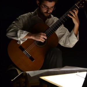 Ricardo Jamal toca Das 12 Maneiras de Contemplar o Ceu