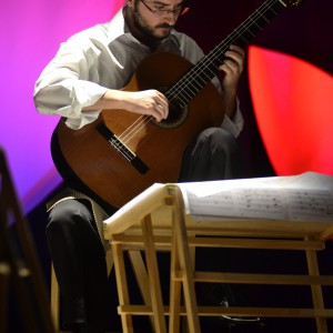 Ricardo Jamal toca Suite VI